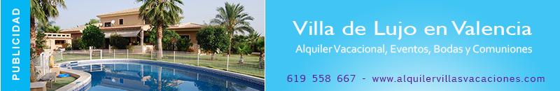 Alquiler Villas de Lujo